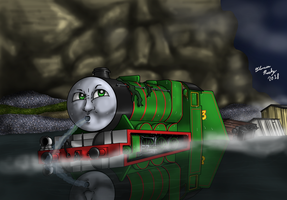 Favorite Thomas Episodes #6 - Something in the Air by MeganekkoPlymouth241