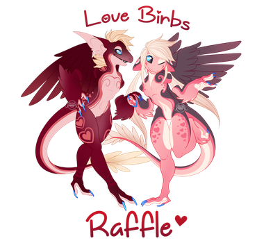 [RAFFLE] Love Birbs [CLOSED] by Seoxys6