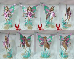 Winx Club - Enchantix Flora by VIIStar