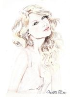 Taylor Swift - Speak Now Era by ArtbyCharlotte
