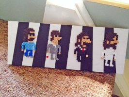 8 Bit Abbey Road by Echilon
