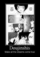 Doujinshis by StarAfterDeath