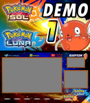 PKMN Sun and Moon DEMO - Youtube Layout by Cachomon