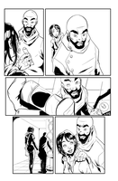 Tezla Issue 1 Page 6 by DRMoore