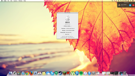 OS X Mavericks on Haswell PC by AJXP66