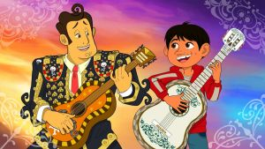 MIGUEL AND MANOLO CROSSOVER BOOK OF LIFE AND COCO by PikkolaPungu