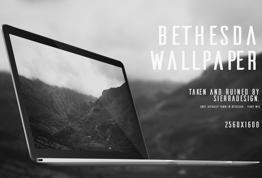 Bethesda Wallpaper by SierraDesign