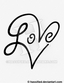 Love Heart by hassified