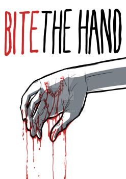 Bite The Hand by bex2524
