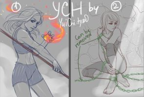 [Closed] Ych auction by YuiChi-tyan
