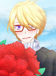 Yoosung Valentines Day Redraw By Yandneko On Deviantart
