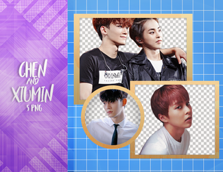 Chenmin Pack PNG by PandaTasy