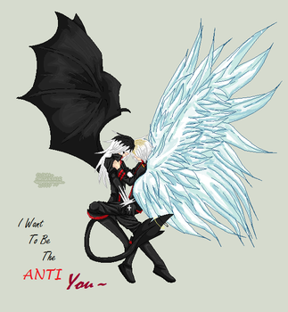 12.+I Want To Be The Anti You+ by Clown-Masquerade