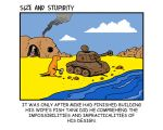 Fish Tank by Size-And-Stupidity