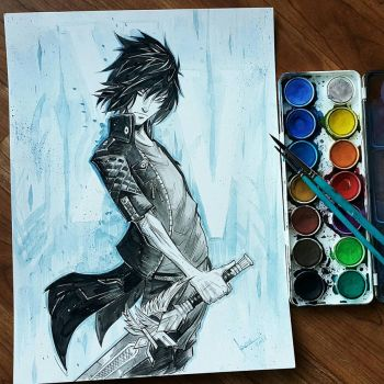 Noctis by COLOR-REAPER