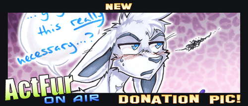 New Donation Pic Teaser~! by carnival