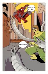 [COMIC] Spider-man -p2 by FTLmech-hound