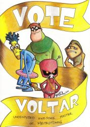Vote Voltar COMPLETE by Doks-Assistant