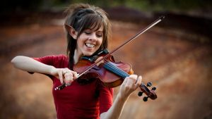 Lindsey Stirling becomes a darling donkey by oneeyedollar