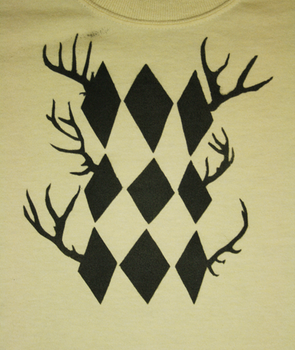 aRGYLE aNTLERS by T-a-g-g-e-r