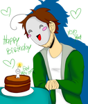 Brithday sup guy by Redrumurder217