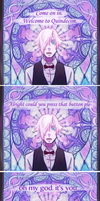 Death Parade and Tokyo Ghoul by TaffyDesu