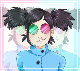 Noodle by aronora