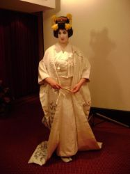 Japanese bride by Mommy-Silver