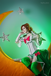 Sailor Jupiter by ArinVens
