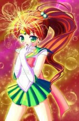 Sailor Jupiter by Tetiel