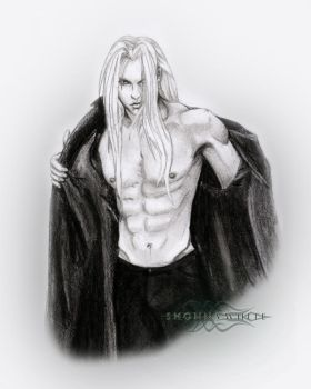 Sephiroth - First by ShonnaWhite