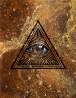 All seeing eye 07 by Stelf-2014