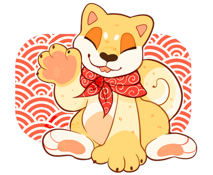 (SC) DTA! Year of the Dog! by loppyrae