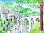 Nargothrond by MatejCadil