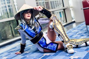 Otakon 2017 - Raiden(PS) 19 by VideoGameStupid