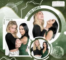 PACK PNG 113 // Lili Reinhardt + Camila Mendes by OMG-PNGS