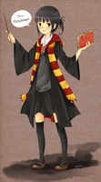 Pottermore by chikappi