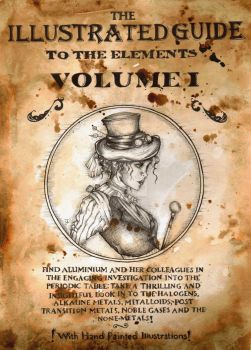 The Illustrated Guid to the Elements by Jenna-Whyte