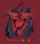 Palette Challenge Request 4 by Tanglecolors