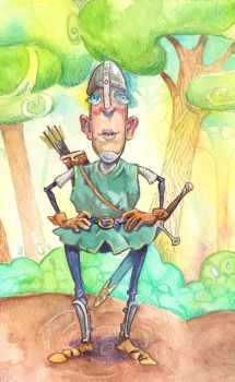 Eric the Ranger (close up) by ncorva