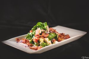 Baconsalad by CJacobssonFoto