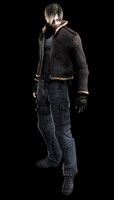 Leon S. Kennedy by RinoTheBouncer