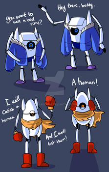 Portaltale - Atlas and P-Body by itsaaudraw