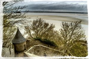 A day at Mont-Saint-Michel XVIII by kakobrutus