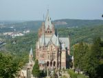 Castle Drachenburg germany by Schiraki-Stock