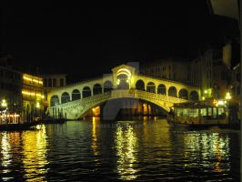 Venice by night 5 by Nordas