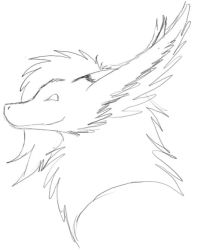 Sketchy Head for Rapytur by xylophagous