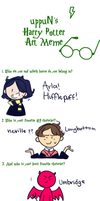 harry potter meme!! by JELLYP1NK