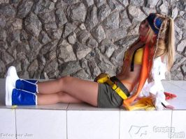 Rikku Thief II by MariRainha