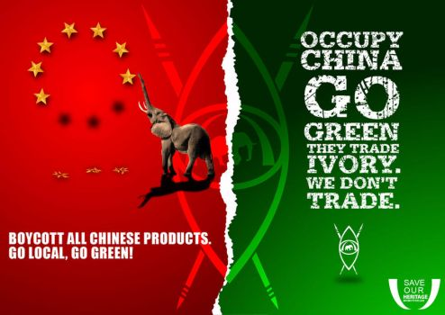 Occupy CHINA by Kiragz101